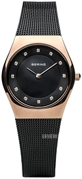 Bering Classic Sort/Stål Ø27 mm 11927-166