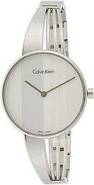 Calvin Klein Dress Sølvfarvet/Stål Ø34 mm K6S2N116