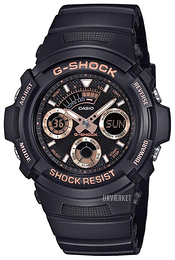Casio Casio Collection Sort/Resinplast Ø46.6 mm AW-591GBX-1A4ER