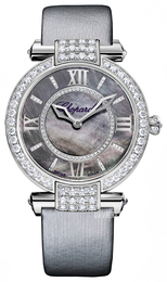 Chopard IMPERIALE 36 mm Sort/Satin Ø36 mm 384242-1006