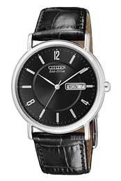 Citizen Leather Sort/Læder Ø36 mm BM8241-01EE
