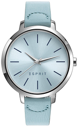 Esprit Dress Blå/Læder Ø38 mm ES109612002