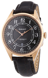 Gant Crofton Sort/Læder Ø41 mm W70473