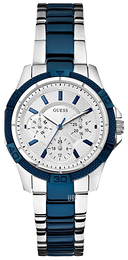 Guess Mini Sølvfarvet/Stål Ø36 mm W0235L6