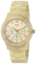 Guess Mini Beige/Resinplast Ø40 mm W13572L2