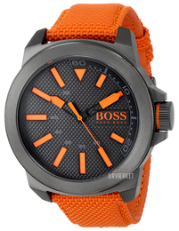 Hugo Boss New York Grå/Tekstil Ø50 mm 1513010