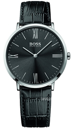 Hugo Boss Jackson Sort/Læder Ø40 mm 1513369
