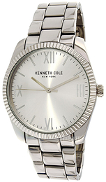 Kenneth Cole Sølvfarvet/Stål Ø42 mm 10031334
