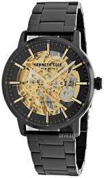 Kenneth Cole Automatic Skeletskåret/Stål Ø42 mm KC50112007