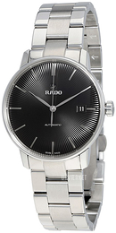 Rado Coupole Sort/Stål Ø38 mm R22860153