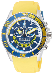 Spinnaker Amalfi Blå/Gummi Ø46 mm SP-5021-08