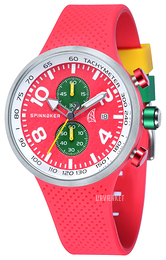 Spinnaker Dynamic Rød/Gummi Ø48 mm SP-5029-03