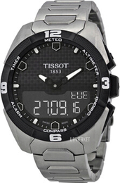 Tissot Touch Collection Sort/Titanium Ø45 mm T091.420.44.051.00
