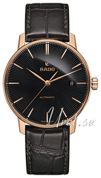 Rado Coupole Sort/Læder Ø38 mm R22861165